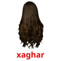 xaghar picture flashcards