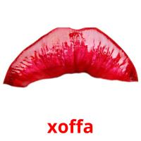 xoffa picture flashcards
