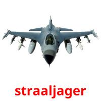 straaljager picture flashcards