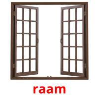 raam picture flashcards