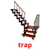 trap picture flashcards
