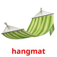 hangmat picture flashcards