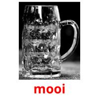 mooi picture flashcards