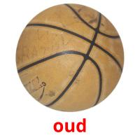 oud picture flashcards