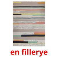 en fillerye picture flashcards