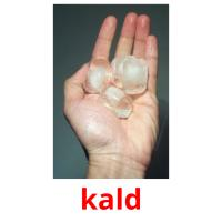 kald picture flashcards