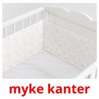myke kanter picture flashcards