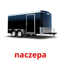 naczepa picture flashcards