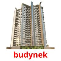 budynek picture flashcards