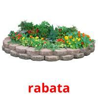 rabata picture flashcards