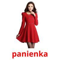 panienka picture flashcards