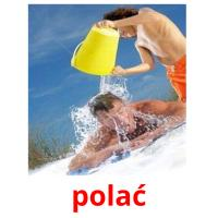 polać picture flashcards