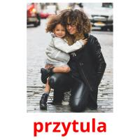 przytula picture flashcards