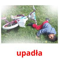 upadła picture flashcards