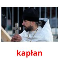 kapłan picture flashcards