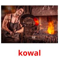kowal picture flashcards