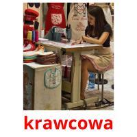 krawcowa picture flashcards