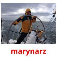 marynarz picture flashcards