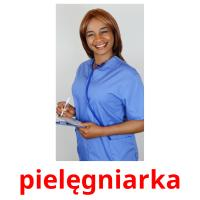 pielęgniarka picture flashcards
