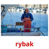 rybak picture flashcards