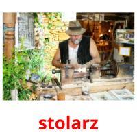 stolarz picture flashcards