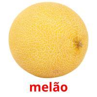 melão picture flashcards