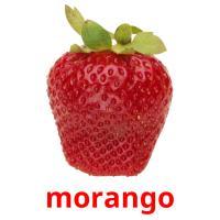 morango picture flashcards
