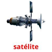 satélite picture flashcards