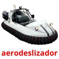 aerodeslizador picture flashcards