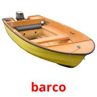barco picture flashcards