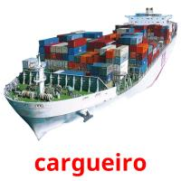 cargueiro picture flashcards