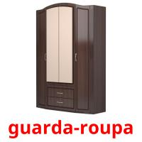 guarda-roupa picture flashcards