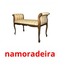 namoradeira picture flashcards