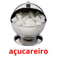 açucareiro picture flashcards