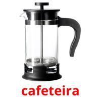 cafeteira picture flashcards