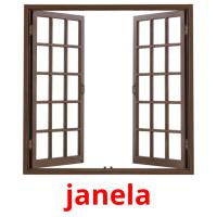 janela card for translate