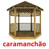 caramanchão picture flashcards