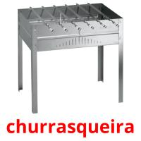 churrasqueira picture flashcards