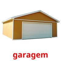 garagem picture flashcards