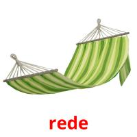 rede picture flashcards