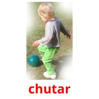 chutar picture flashcards