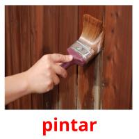 pintar picture flashcards