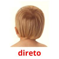 direto picture flashcards