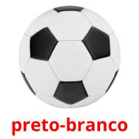 preto-branco picture flashcards