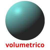 volumetrico picture flashcards
