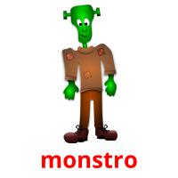 monstro card for translate
