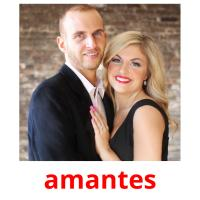 amantes picture flashcards