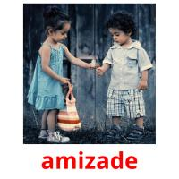 amizade picture flashcards