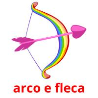arco e fleca picture flashcards
