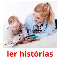 ler histórias picture flashcards